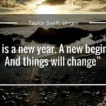 Quotes About The New Year And New Beginnings