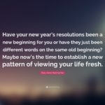 Quotes About The New Year And New Beginnings Facebook