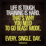 Quotes About Training Hard Tumblr