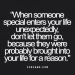 Quotes For Someone Special In Life