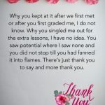 Quotes For Teachers From Students Thank You Twitter