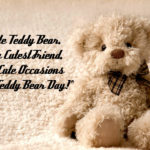 Quotes For Teddy Day Facebook