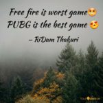 Quotes Free Fire Twitter