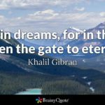 Quotes From Khalil Gibran Pinterest