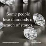 Quotes On Diamonds And Life Twitter