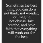 Quotes On Having Faith In Hard Times Pinterest