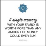 Quotes On Memories With Family Pinterest