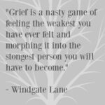 Quotes On Strength After Death Pinterest