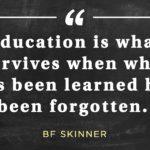 Quotes Regarding Education