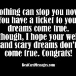 Quotes To Put On Graduation Cards Pinterest