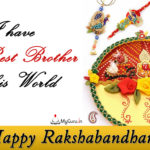 Rakhi Quotes In English For Brother