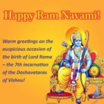 Rama Navami Wishes Pinterest