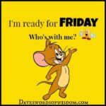 Ready For Friday Quotes Twitter