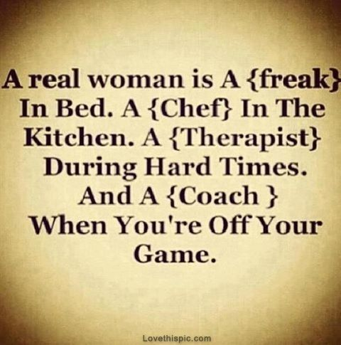 Real Lady Quotes Twitter