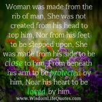 Respect Quotes For Wife Facebook