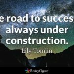 Road To Success Quotes Pinterest