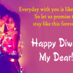 Romantic Diwali Wishes Pinterest