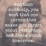 Romantic Dream Quotes