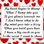 Romantic Poems To Ask A Girl Out Pinterest