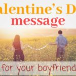 Romantic Valentine Messages For Boyfriend Pinterest