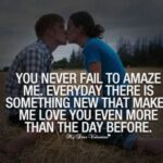 Romantic Valentines Day Quotes For Him Pinterest