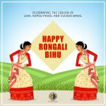 Rongali Bihu Wishes In Assamese Language Twitter
