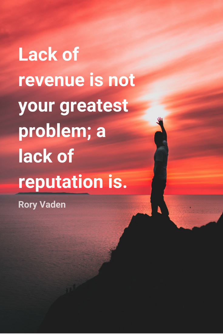 Rory Vaden Quotes Tumblr