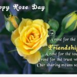 Rose Day Friendship