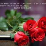 Rose Day Special Quotes Facebook