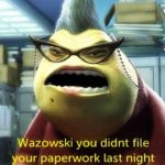 Roz Monsters Inc Quotes Twitter