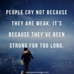 Sad But Strong Quotes Facebook