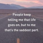 Sad Deep Quotes About Life