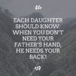 Sad Quotes About Father And Daughter Facebook