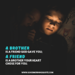Sad Quotes For Brother Facebook
