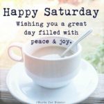 Saturday Morning Coffee Quotes Facebook