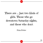 Saturday Night Out Quotes Facebook