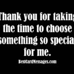 Saying Thanks To Someone Special Pinterest
