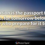 Sayings About Education And Success Pinterest