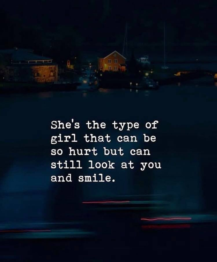 She's The Type Of Girl Quotes Facebook