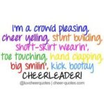 Short Cheer Quotes