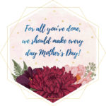 Short Mothers Day Messages Tumblr