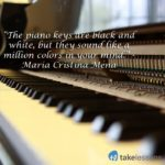 Short Piano Quotes