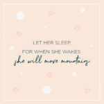 Short Quotes For Baby Girl