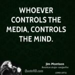 Short Quotes On Mass Media Pinterest