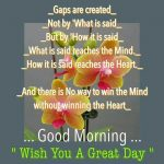 Simple Good Morning Quotes