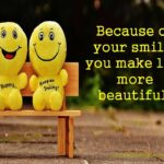 Smile Life Is Beautiful Quotes Twitter