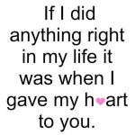 Smile & Love Quote For Him Pinterest