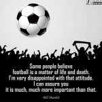 Soccer Is Life Quotes Facebook