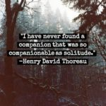 Solitude Quotes Thoreau Twitter