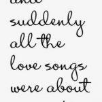 Song Quote About Love 2019